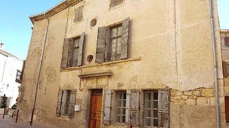 House to restore in Hérault (c) Beaux Villages