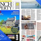 The February 2019 issue of French Property News is out now