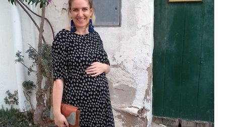 Read about being pregnant in France on p38 of Living France