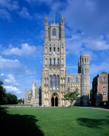 Ely Cathedral (photo: Martin Ludgate)