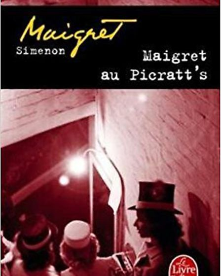 Maigret au Picratt's sees the inspector investigate the death of a striptease artist