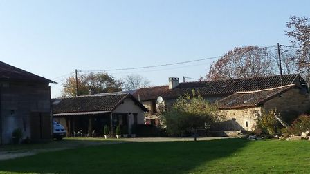An exceptional property with lots of land in Vienne