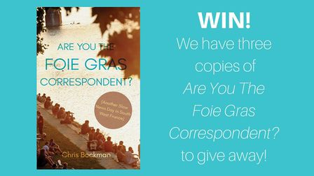 Win! Are You The Foie Gras Correspondent? by Chris Bockman