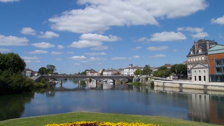 View of Jarnac and the Charente river (c) FlairImages / Getty Images
