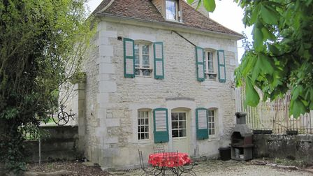 This beautiful Burgundy bolthole is one of many stunning properties listed with Holiday France Direc