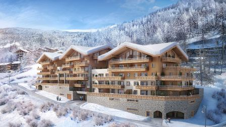 Les Fermes d'Eugenie is MGM's latest addition to Sainte-Foy