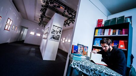 The comic book festival in Angouleme is one of the world's most popular. Pic: Jorge Fidel Alvarez