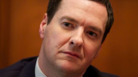 Chancellor of the Exchequer George Osborne Photo: Andrew Cowie/PA Wire