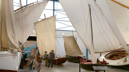 Porte Musee in Douarnenez is a unique museum on the quayside. Pic: Francis Holveck