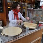 Crepes are consumed by families all over France for La Chandeleur every February 2. Pic: Serge Melki