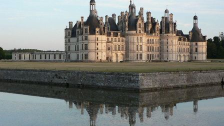 Chateau de Chambord holds a flea market every May. Pic: Patrick Clenet/CC BY 2.5