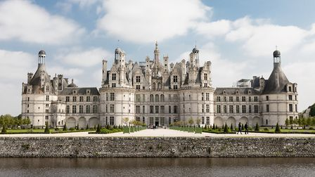 Make a detour to one these gorgeous chateaux, such as the stunning Chateau de Chambord, on your next