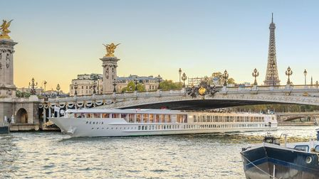 Sail down the Seine on the magnificent MS Renoir with CroisiEurope. Pic: Paul Hilbert