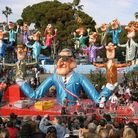 The characters on the Nice Carnival floats are always eye-catching. Pic: Thierry Garcia/CC BY-SA 3.0