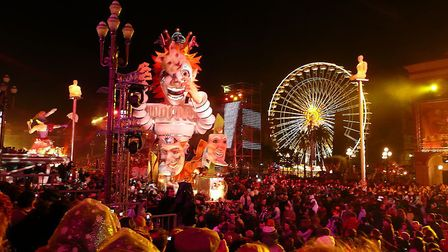 Nice Carnival takes place from 16 February - March 2. Pic: debs-eye photostream/CC BY-SA 2.0