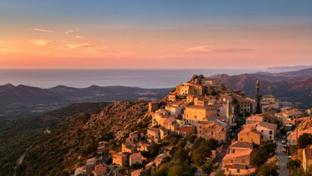 Spellbinding Speloncato is just one of the beautiful villages just waiting to be explored in Corsica