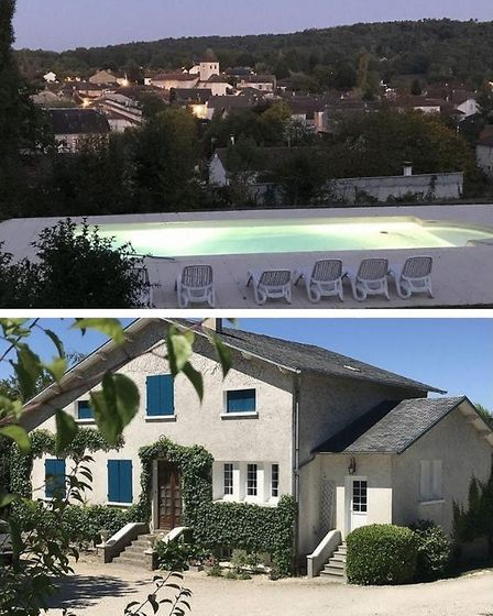 House with lovely pool in Dordogne (beauxvillages.com)