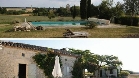 House in Tarn-et-Garonne with dreamy pool (beauxvillages.com)
