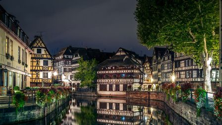 Strasbourg makes a worthy alternative to Paris for a Valentine's Day to remember. Pic: Paul Prim
