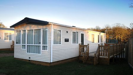 Superior holiday homes (Teal) from £330 a week, sleeps up to 6.