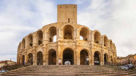 View of Arles Amphitheatre (c) Getty Images