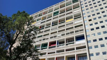 The Cite Radieuse in Marseille by Le Corbusier pic Lara Dunn