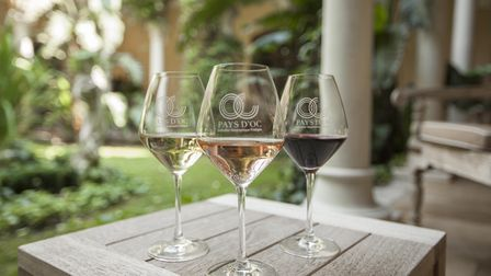Take your pick from red, white and rose wines produced by the designation. Pic: Pays d'Oc IGP