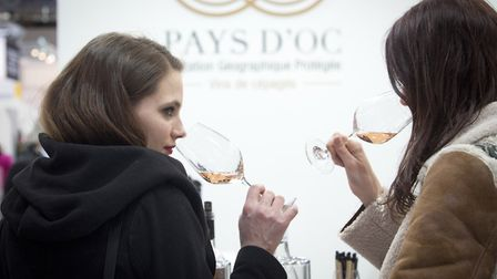 Sample the Pays d'Oc IGP Landmark Collection for yourself at the France Show, 25-27 January in Londo