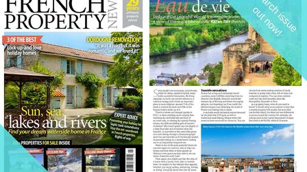 The March 2019 issue of French Property News is out now
