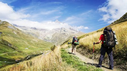 The French Alps are a great place to to walk (c) Vitalalp / Getty Images