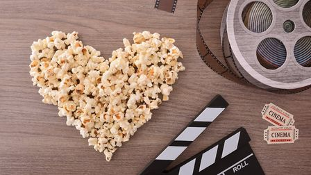 We've got all the inspiration for your French-themed Valentine's Day film night. Pic: Davizro/iStock