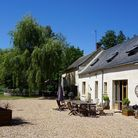 Le Moulin Volarie has been transformed into a lovely home with two gites