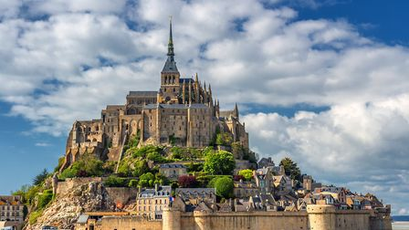 Manche is home to the remarkable Mont-St-Michel (c) DaLiu / Getty Images