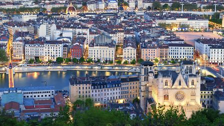 Lyon has been rated number one student city by l'Etudiant (c) Frederic Prochasson / Getty Images