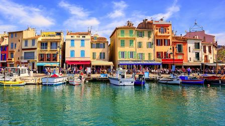 Colourful Cassis - a French favourite (c) Xantana Getty Images