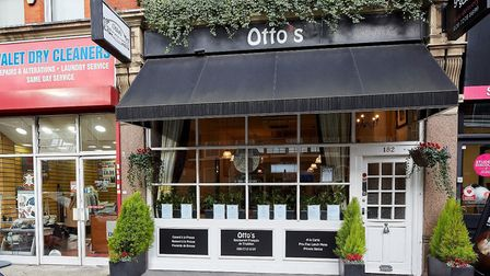 Otto's, Gray's Inn Road, London picture Sophie Gardner-Roberts