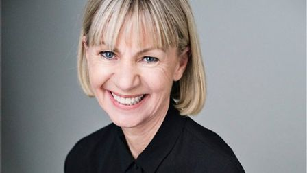 Kate Mosse. Pic: Ruth Crafer