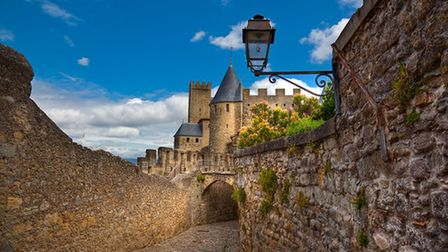 Carcassonne's mighty, world-famous Cité. Pic: Lightpix/iStock/Getty