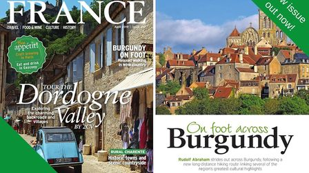Get your copy of the latest issue of France Magazine now, featuring 2CVs, chateaux and more