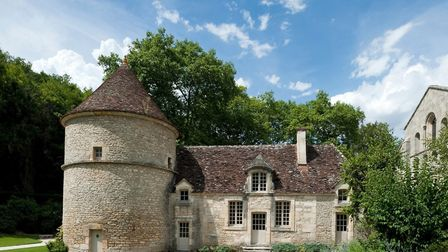 The charming Unesco World Heritage Site of Fontenay in Burgundy. Pic: Rudolf Abraham