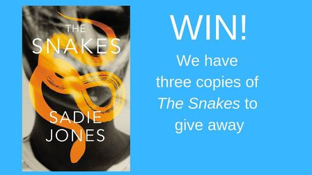 Win a copy of The Snakes