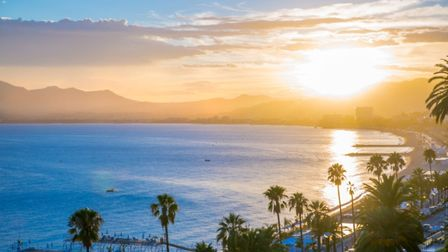 Cannes, Cote d'Azur image IR_Stone iStock Getty