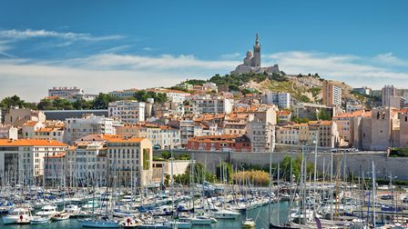 The Old Port of Marseille, Bouches-du-Rhone image Delpixart iStock Getty