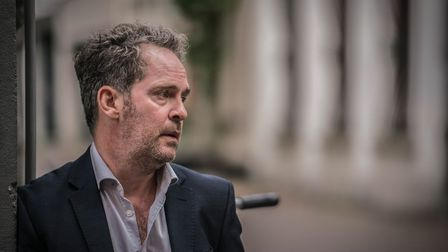 Tom Hollander stars as Edward Stratton in Baptiste (C) Two Brothers Pictures/Toons Aerts