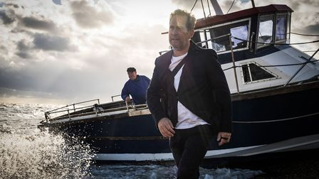 Tom Hollander as Edward in the drama Baptiste (C) Two Brothers/Gareth Gatterell