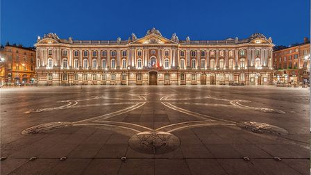 The elegant Place du Capitole in Toulouse. Pic: Benh Lieu Song/CC BY-SA 3.0