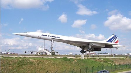 The maiden voyage of Concorde started in Toulouse. Pic: HenrySalome/CC BY 2.5