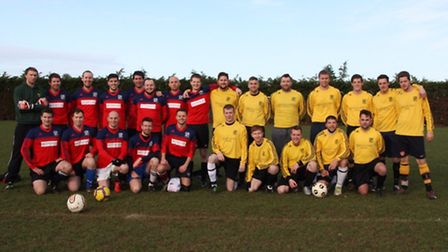 A memorial football match raised £800 in honour of Phil Goillau who died of sudden adult death syndr