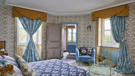 A room from Angel Strawbridge's new Chateau collection (c) Ian Wallace