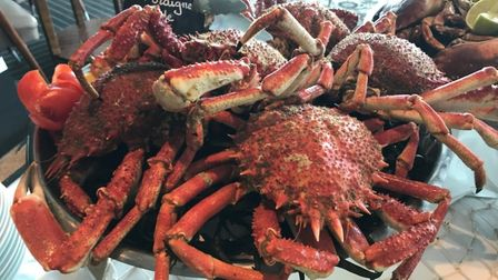 A seafood extravaganza in Les Sables d'Olonne image Lara Dunn